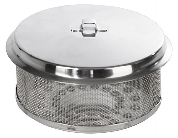 Feuerdesign Ersatz-Kohlebehälter mit Deckel für Vesuvio/Mayon