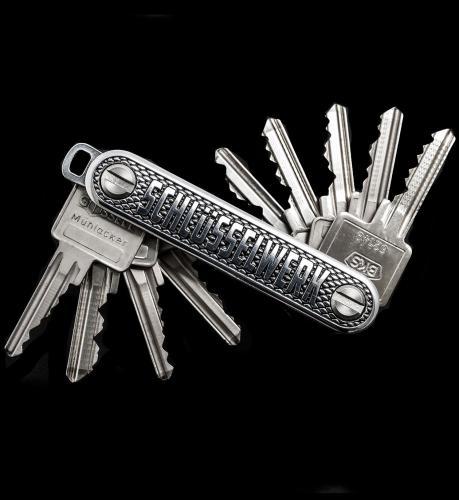 Schlüsselwerk BASISWERK No.1 Schlüssel-Organizer