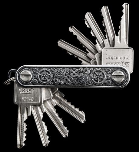 Schlüsselwerk RÄDERWERK Schlüssel-Organizer